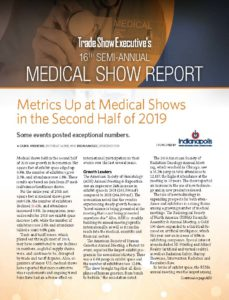 Semi-Annual Medical Show Report