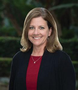 Mindy Abel, deputy director, Anaheim Convention Center