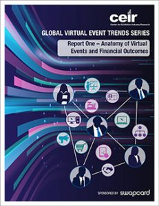 CEIR's Report One: Anatomy of Virtual Events and Financial Outcomes
