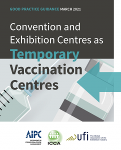 New Guidance Issued on How to Convert Convention Centers to Vaccination Centers