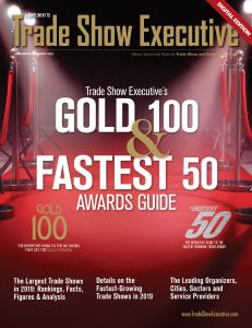 And the Gold 100 and Fastest 50 Award Goes To...