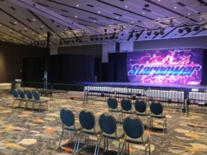 Anaheim Convention Center: Back to Business