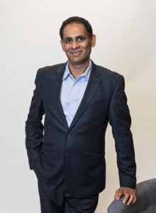 Manish Chandak, President and CEO, Ungerboeck
